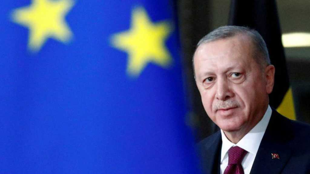 Turquie: des sanctions de l'UE ne sont pas «un grand souci» pour Erdogan