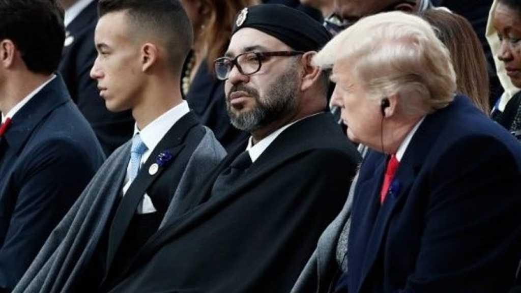 Le Maroc et «Israël» normalisent leurs «relations diplomatiques», annonce Trump