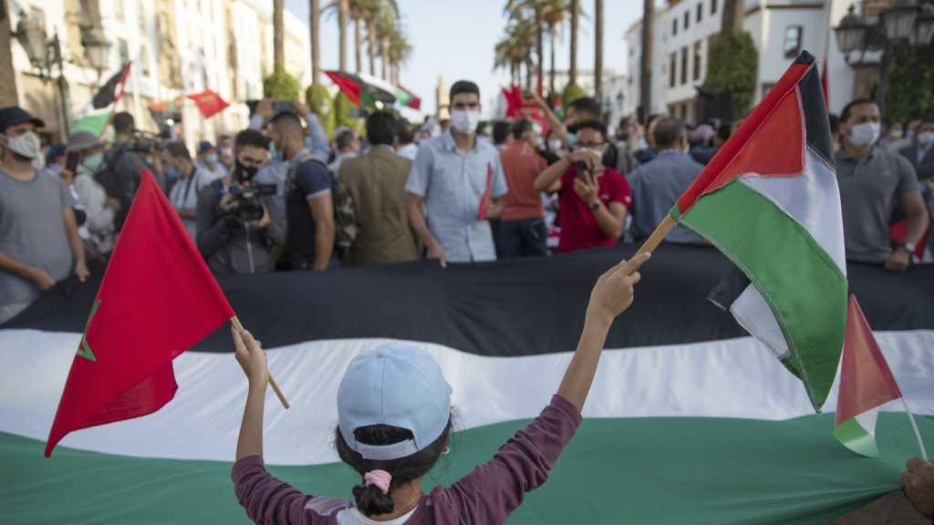 Normalisation Maroc-«Israël»: péché politique, trahison d'al-Qods... Les Palestiniens réagissent