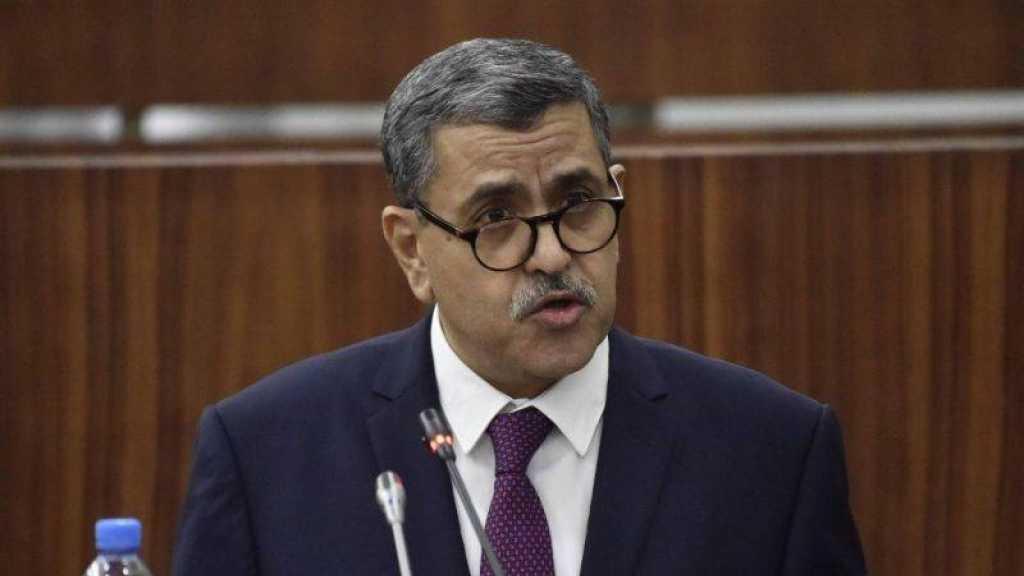 Sahara occidental: l'Algérie fustige des «manœuvres étrangères» visant à la déstabiliser