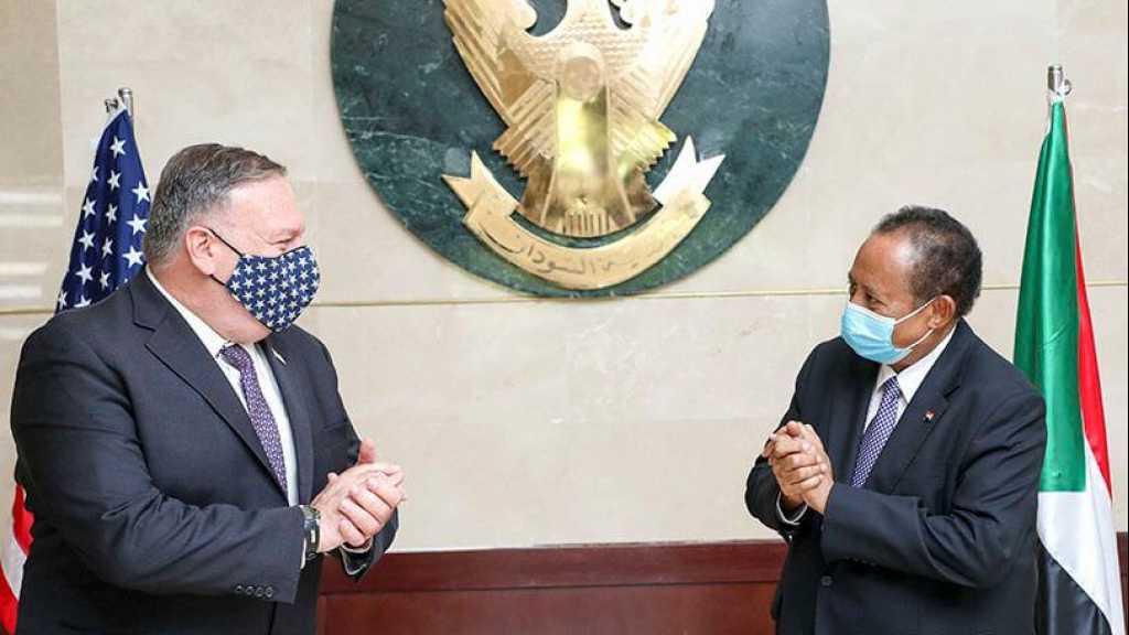Les États-Unis retirent formellement le Soudan de leur «liste noire»