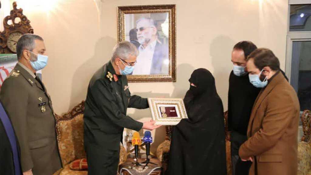 Iran: médaille militaire de 1ère classe pour le physicien nucléaire assassiné