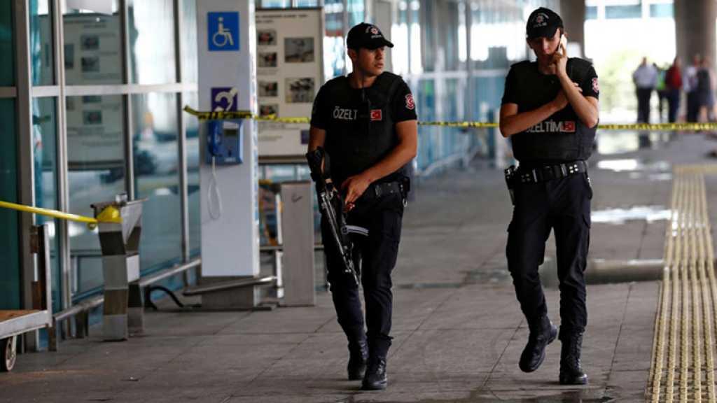 Turquie: arrestation d'un terroriste français recherché par Paris