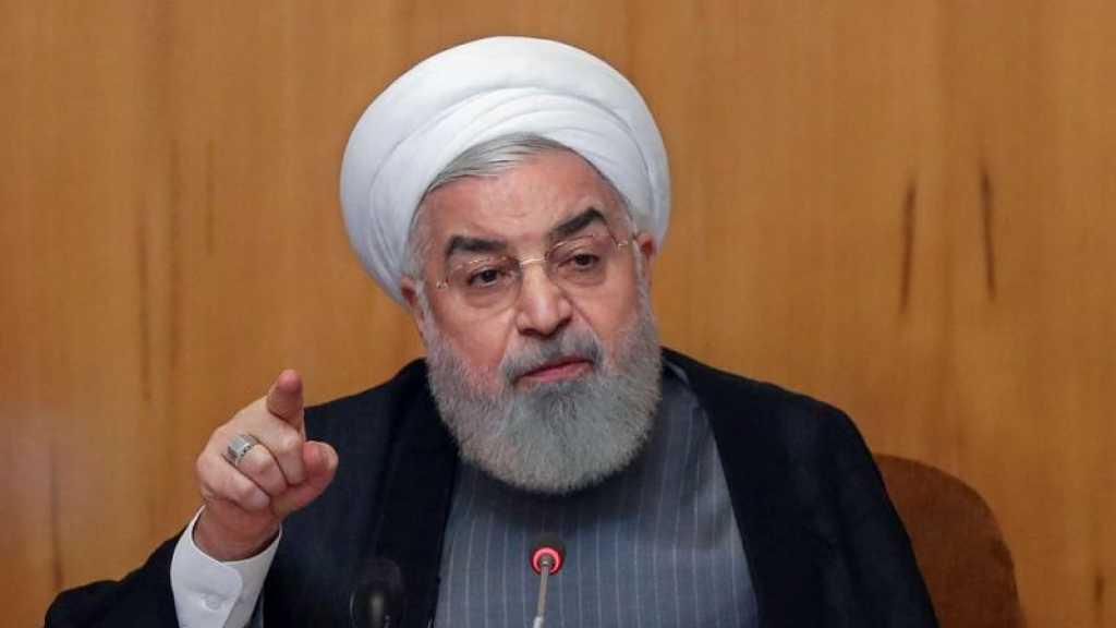 Rohani: Le programme de missiles iraniens n'est pas négociable