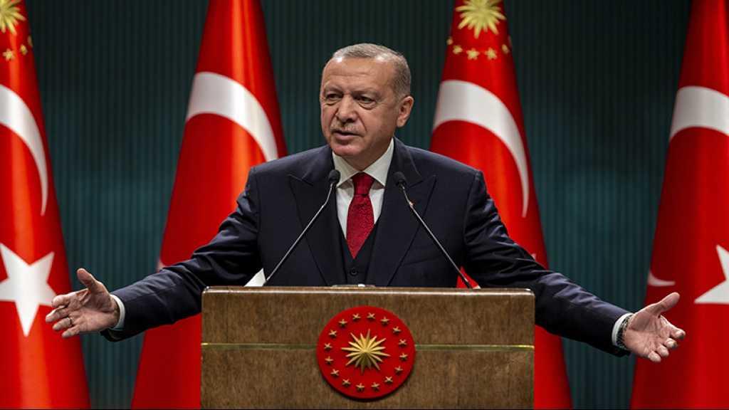 Sanctions américaines: Erdogan accuse Washington «d'attaque ouverte» contre la souveraineté turque