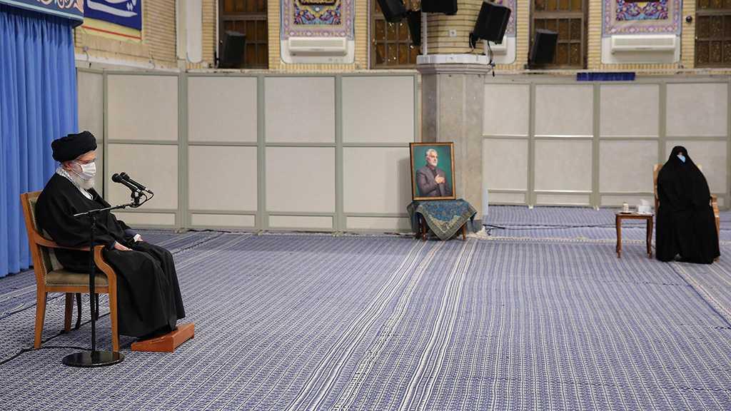 Sayed Khamenei: Vivant et martyr, Soleimani a vaincu les arrogants. Ses assassins devraient être punis