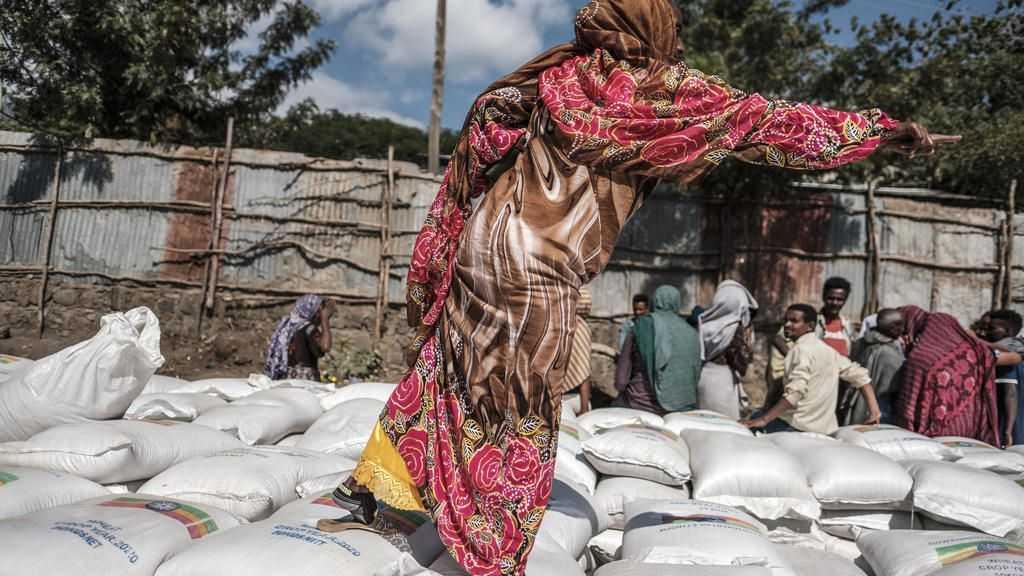 Éthiopie: des convois humanitaires de l'ONU gagnent le Tigré