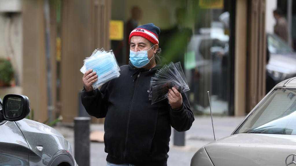 Coronavirus au Liban: 1960 nouveaux cas et 14 décès supplémentaires en 24h