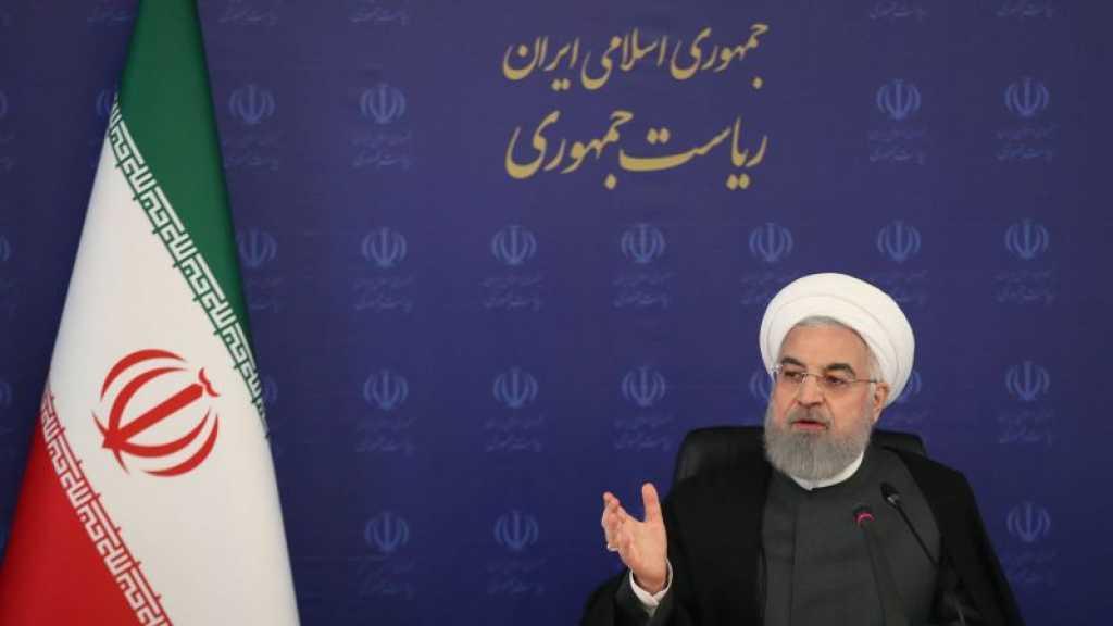 Nucléaire iranien: Rohani confiant dans la reprise par Biden des engagements américain