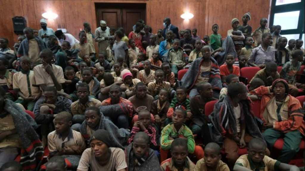 Nigeria: le chef de l'ONU réclame la libération des enfants encore détenus