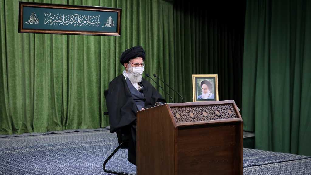 Sayed Khamenei exprime sa gratitude envers l'effectif infirmier pour ses sacrifices