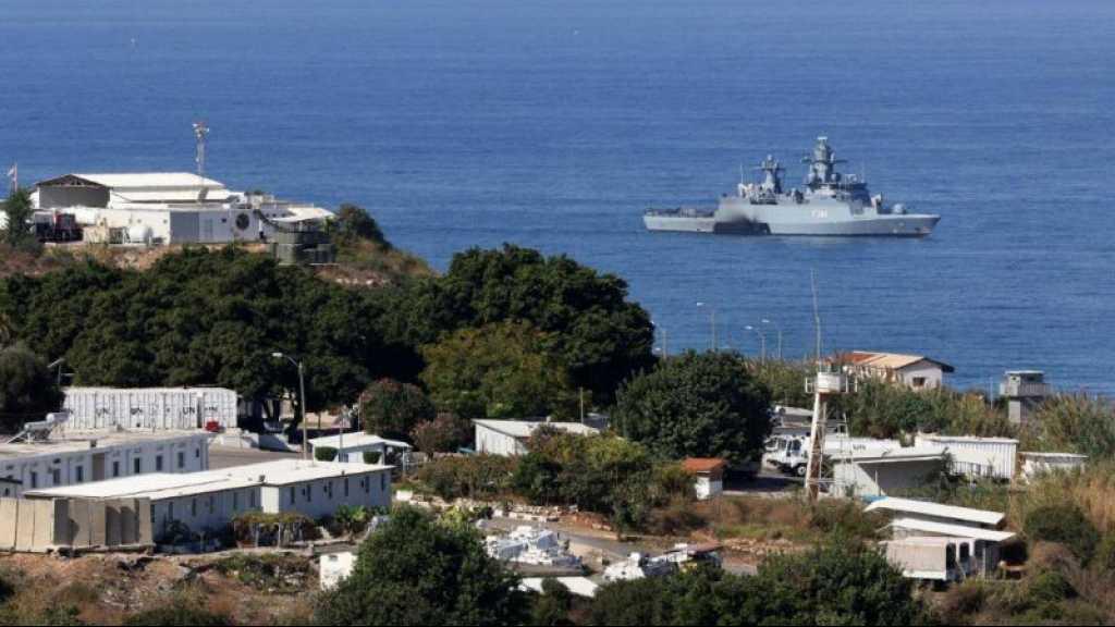Un navire militaire israélien viole les eaux territoriales libanaises, au large de Ras el-Naqoura
