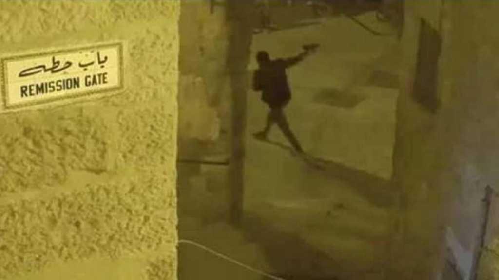 Palestine: opération héroïque à la mitrailleuse à la porte d'al-Aqsa, l'auteur tombé en martyre
