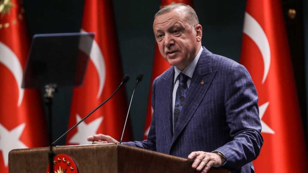 Turquie: Erdogan espère «tourner une page» avec les Etats-Unis et l'UE en 2021