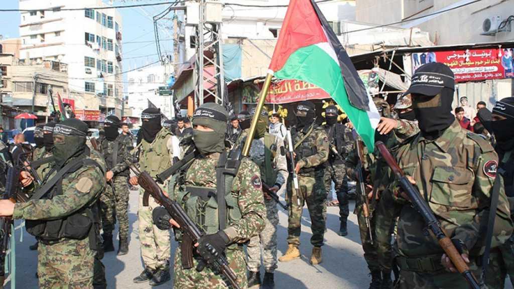 La Résistance palestinienne annonce des manoeuvres d'envergure