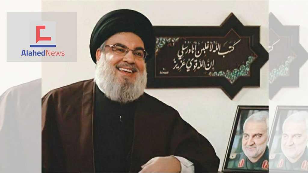 Sayed Nasrallah : «Venger la mort de Soleimani est une question de temps, les missiles de haute précision du Hezbollah ont dédoublé»