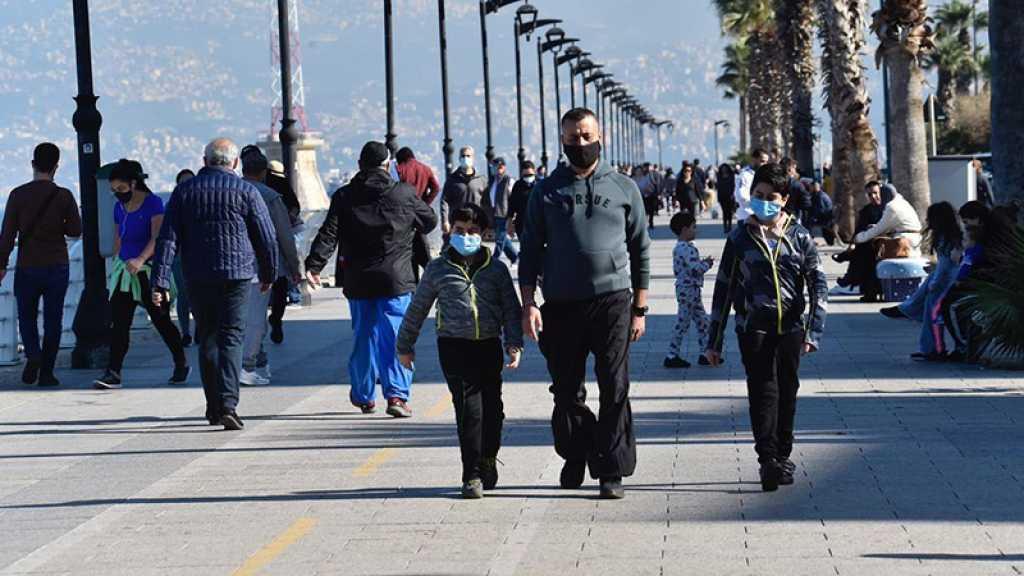 Coronavirus au Liban: 1754 nouveaux cas et 15 décès en 24h