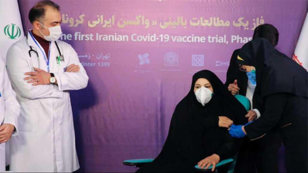 Covid-19 : l'Iran entame les essais cliniques de son propre vaccin