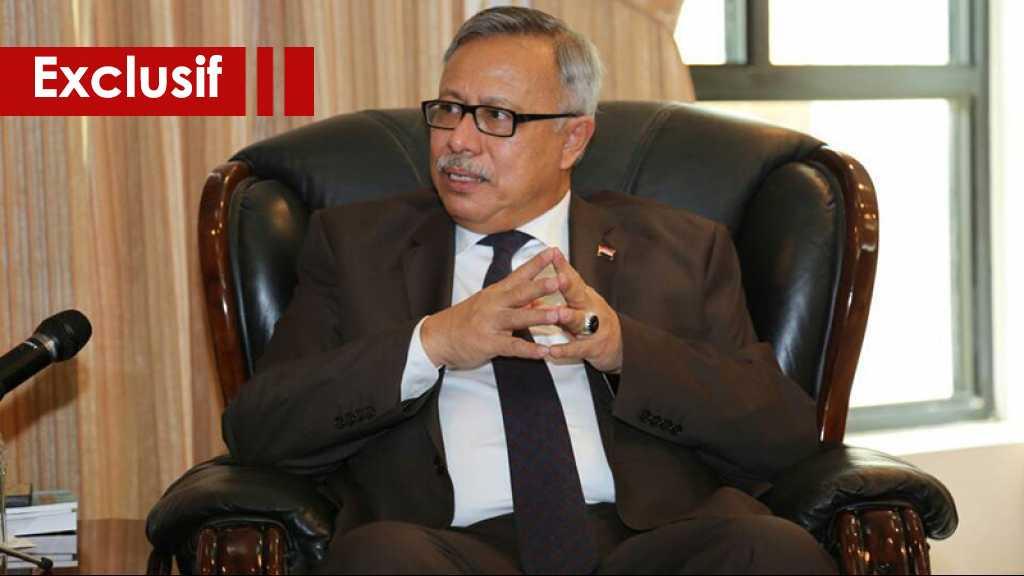 Le chef du gouvernement Yéménite de sauvetage: les empreintes de Soleimani tangibles de l'Océan au Golfe