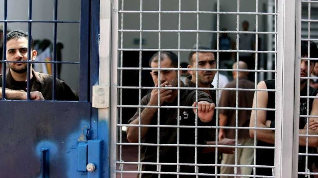 Les prisonniers palestiniens en «Israël» privés de vaccins anti-Covid