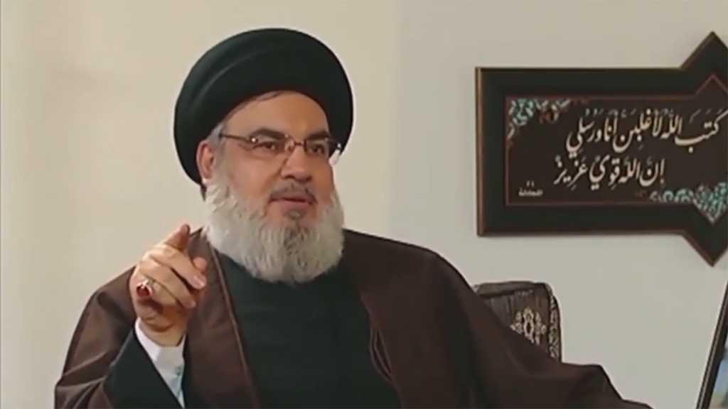 Sayed Nasrallah: Nous sommes capables de frapper avec précision n'importe quelle cible dans l'entité israélienne