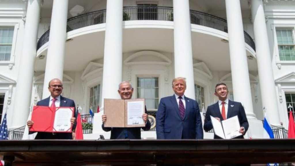 Avant son départ, Trump travaille sur un autre accord de normalisation avec «Israël» en janvier