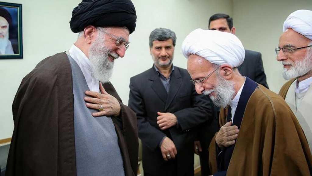 Sayed Khamenei: Le décès de l'Ayatollah Mesbah-Yazdi est une perte pour les secteurs actifs en enseignement islamique
