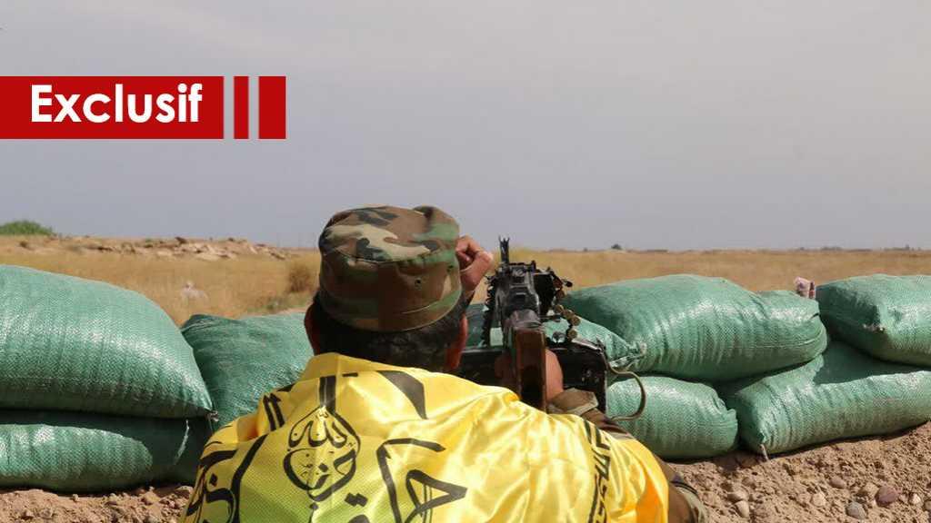 Le porte-parole du mouvement irakien Nujaba à AlAhed: nous menons une confrontation ouverte avec les forces US