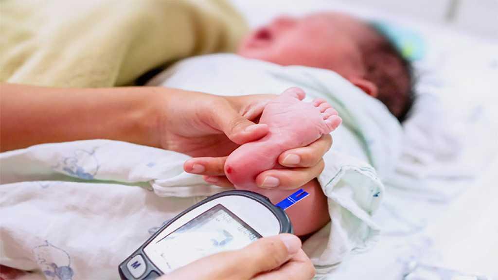 Covid-19: un bébé de 18 jours testé positif et hospitalisé dans la Loire