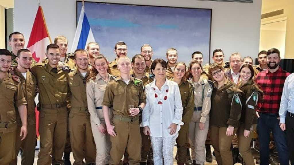 Canada: Enquête exigée sur le recrutement illégal pour l'armée israélienne