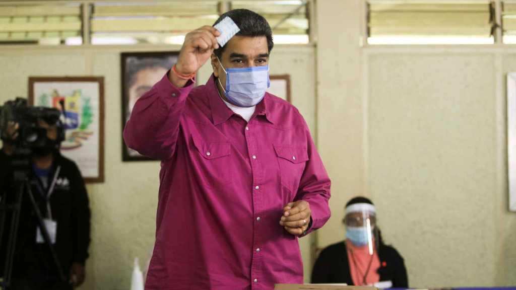 Venezuela : Maduro installe son pouvoir au Parlement