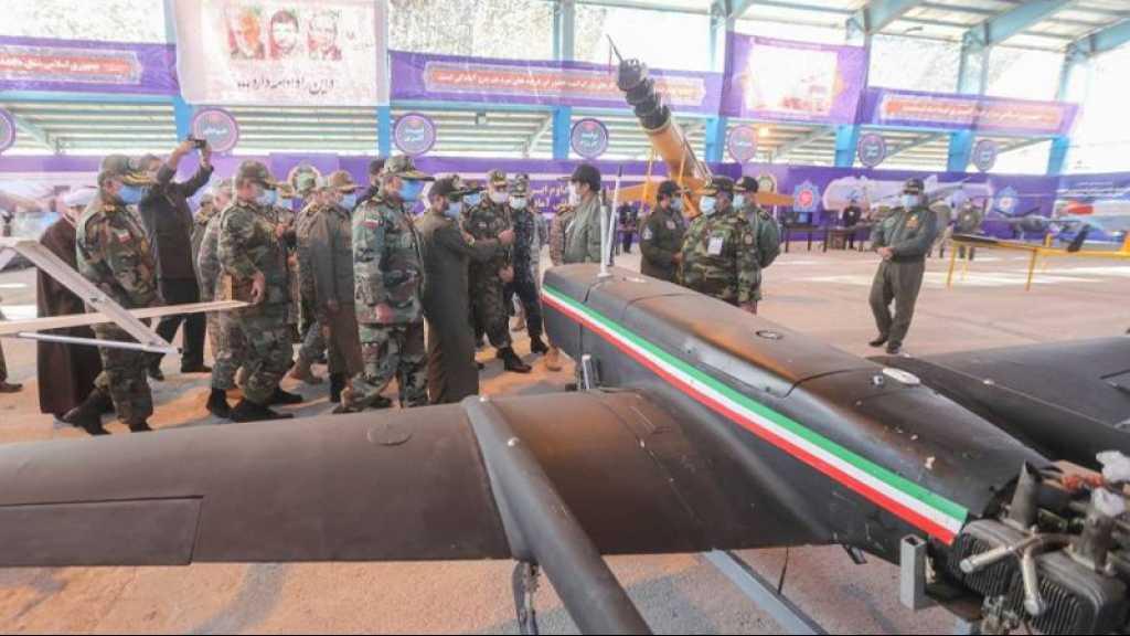 L'Iran teste des drones de combat lors d'exercices militaires