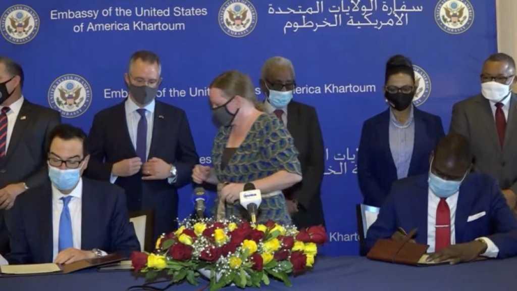 Soudan: normalisation avec «Israël» signée, aide financière des Etats-Unis
