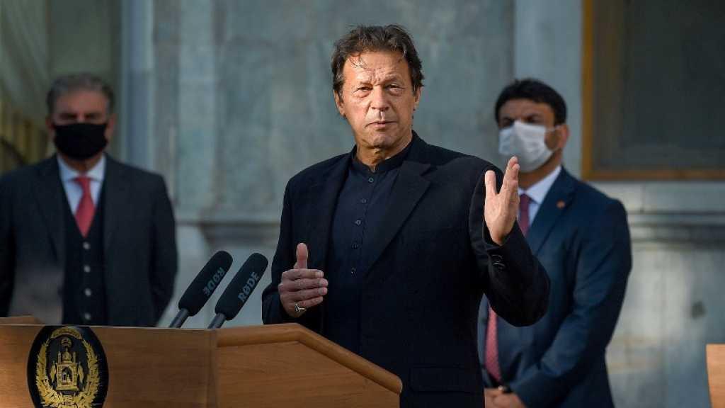 Pakistan: «Nous ne pouvons pas reconnaître Israël», affirme Imran Khan