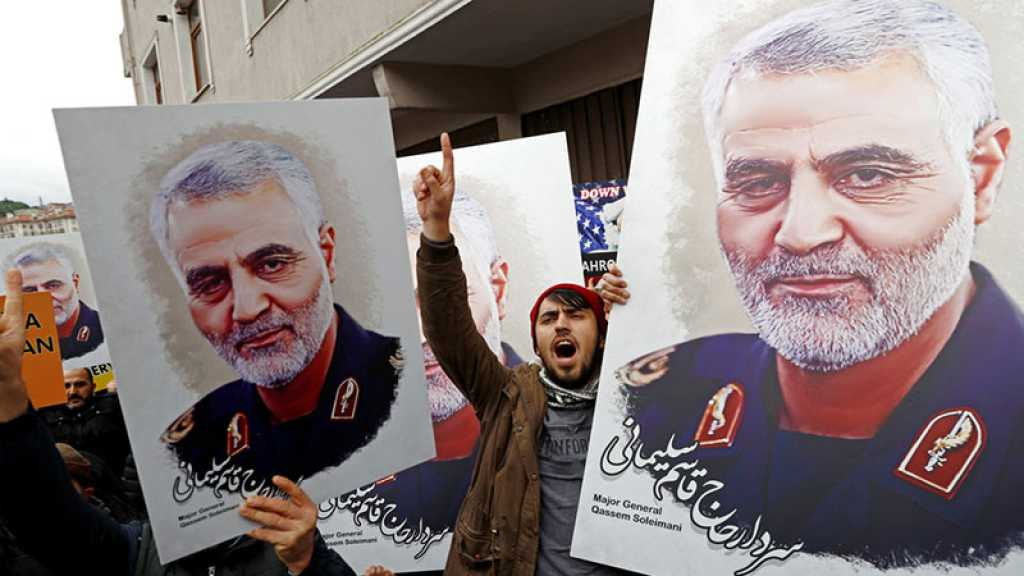 Le commandant adjoint de la Force Al-Qods à AlAhed: Le front de la résistance continue d'avancer avec force