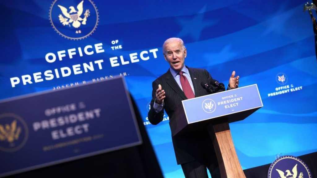 Destitution de Trump: Biden laisse au Congrès la responsabilité de «décider»
