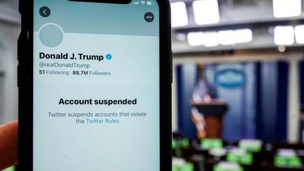 Twitter suspend le compte de Donald Trump de façon permanente