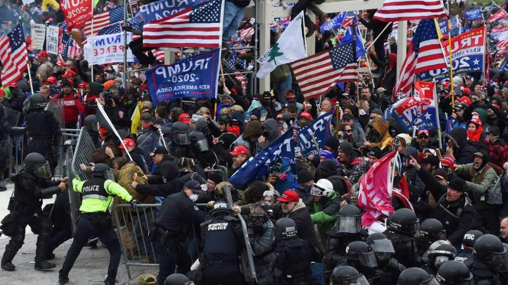 Violences au Capitole: Donald Trump a «incité» les émeutiers selon Justin Trudeau