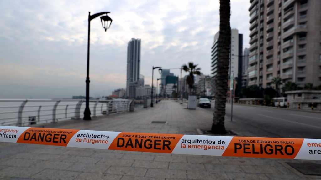 Coronavirus: Le Liban a enregistré le plus haut taux de contamination au monde