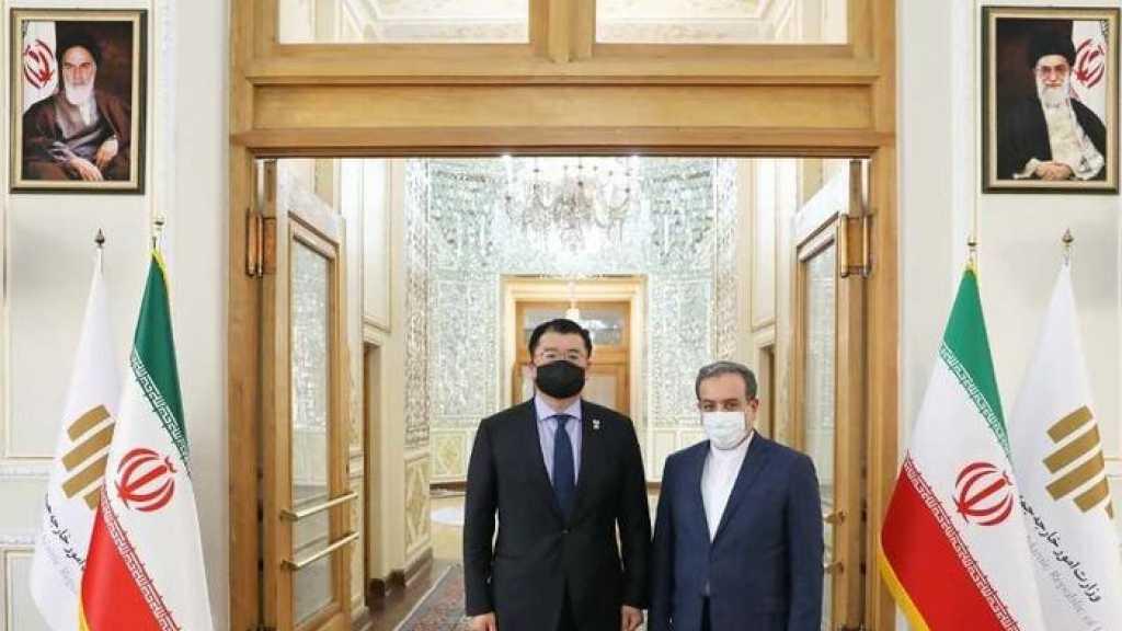 Pétrolier saisi par l'Iran: un ministre sud-coréen à Téhéran