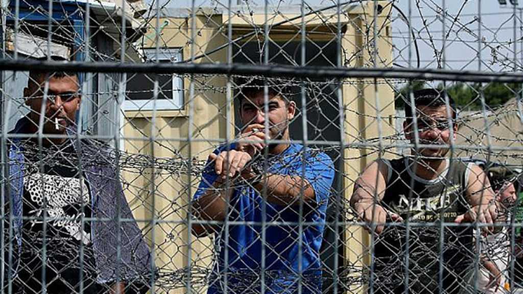 Coronavirus: Le nombre des détenus palestiniens testés positifs s'élève à 190