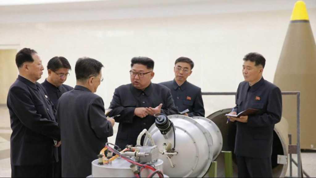 Kim Jong Un s'engage à renforcer l'arsenal nucléaire de la Corée du Nord