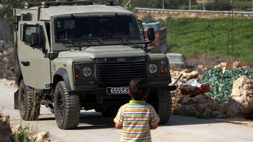Un enfant palestinien écrasé par une jeep militaire israélienne à Jénine