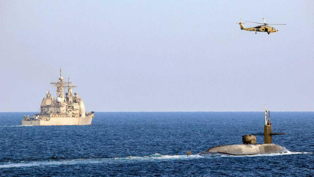 L'Iran a filmé un sous-marin américain surveillant un exercice naval iranien