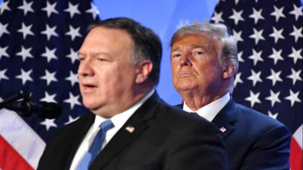 Nouvelle salve de sanctions américaines anti-Iran à cinq jours du départ de Trump