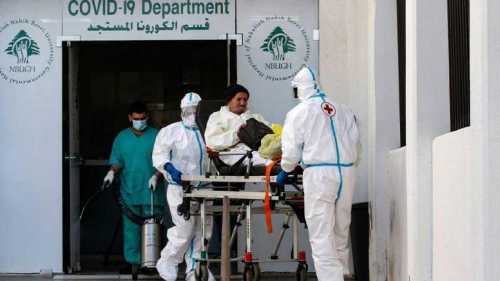 Coronavirus: Nouveau record au Liban, 44 décès et 6154 nouveaux cas