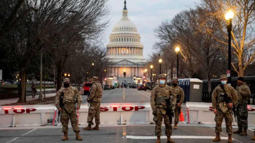 Etats-Unis: le FBI contrôle les militaires avant l'investiture de Joe Biden