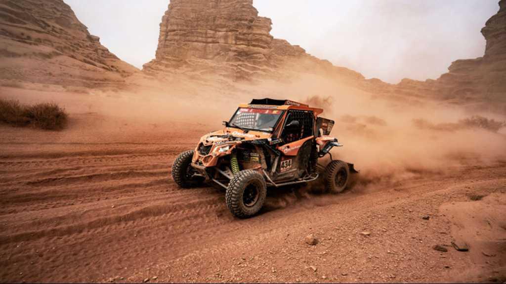 Des pilotes israéliens en Arabie saoudite pour le Rallye Dakar