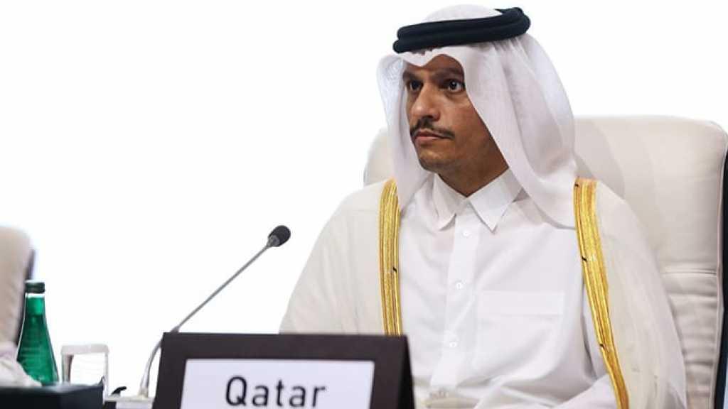 Le Qatar appelle les pays arabes du Golfe à un dialogue avec l'Iran