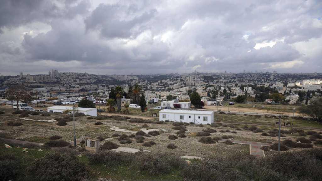 «Israël» lance des appels d'offres pour 2500 logements dans les colonies